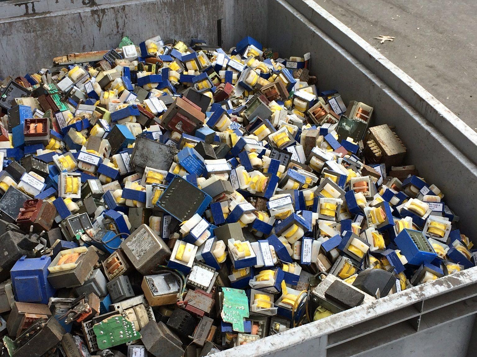 Rifiuti tecnologici: 5 milioni di tonnellate avviate al riciclo