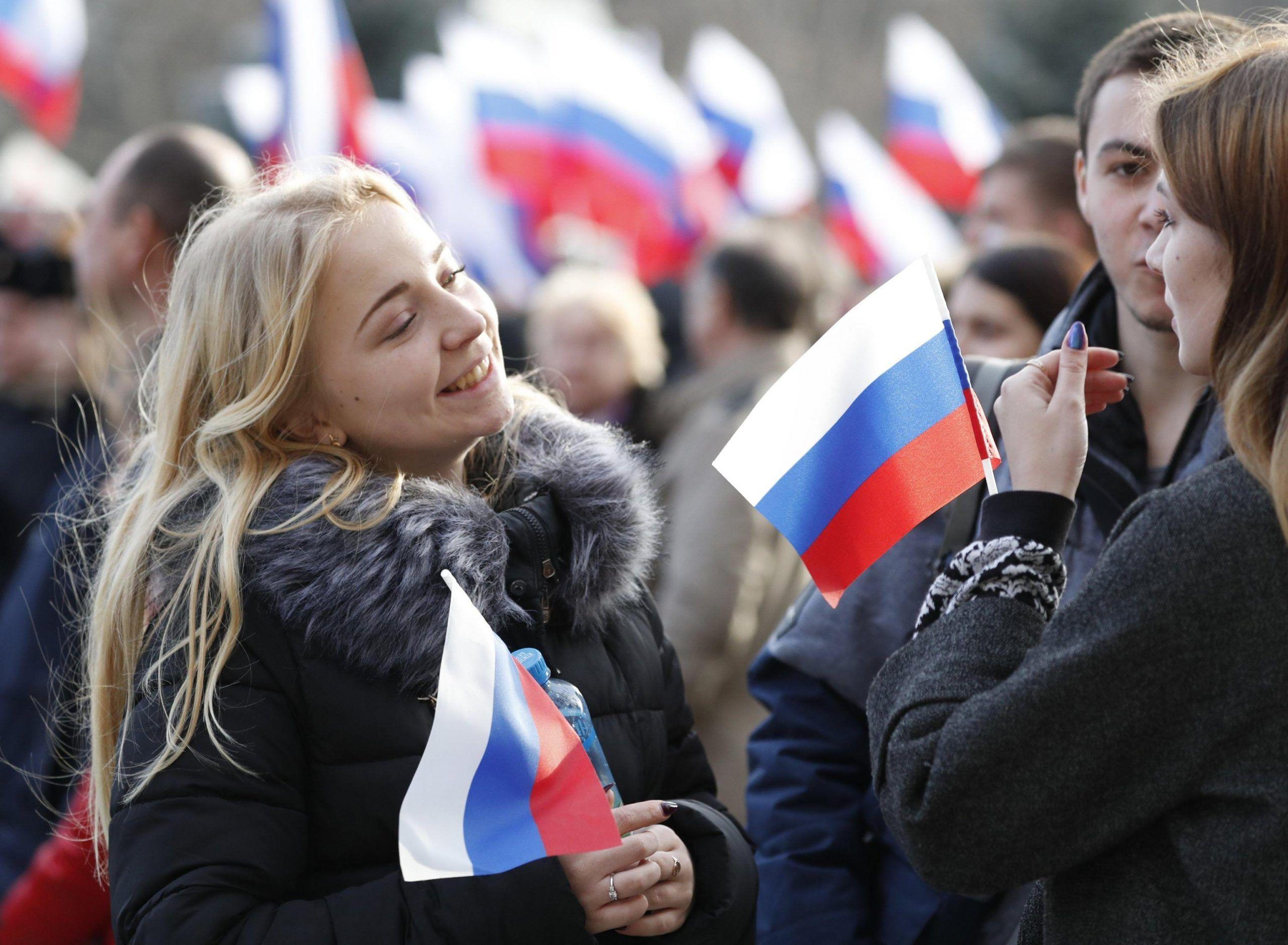 ragazza russa