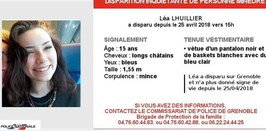 scomparsa in Francia