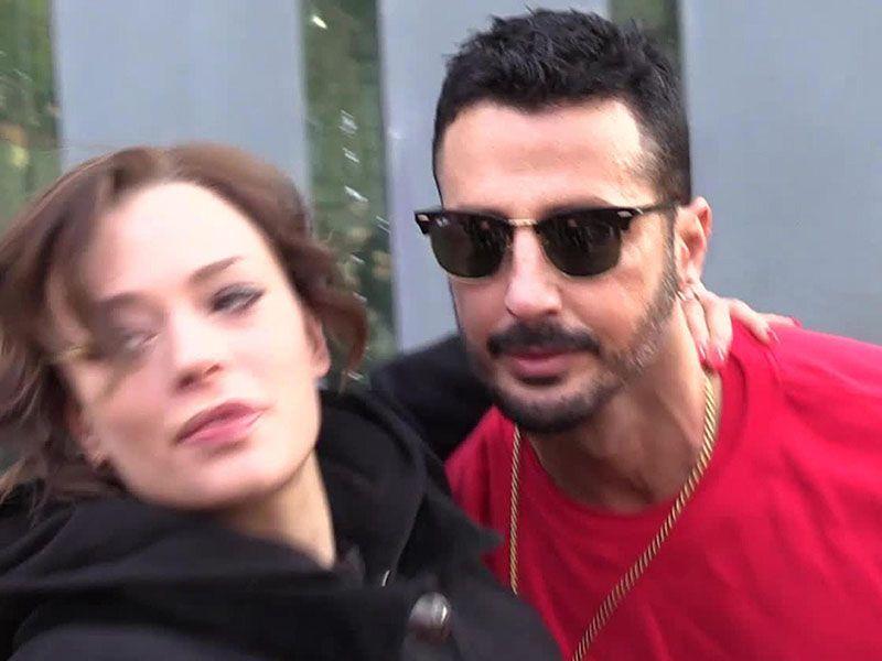 Fabrizio Corona e Silvia Provvedi si baciano sono tornati insieme