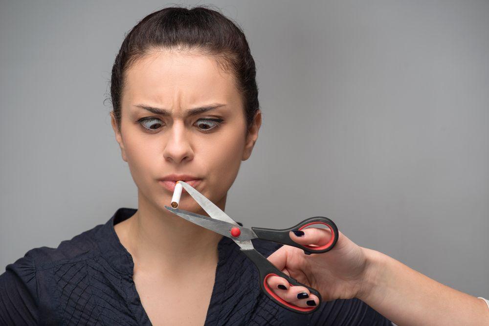 smettere di fumare difficile