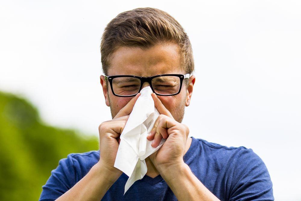 soffiare naso