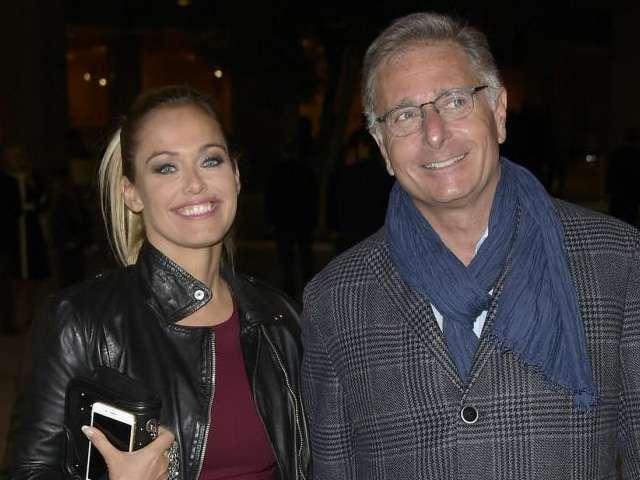 Sonia Bruganelli: 'In passato essere sempre associata a Paolo Bonolis mi ha infastidito'