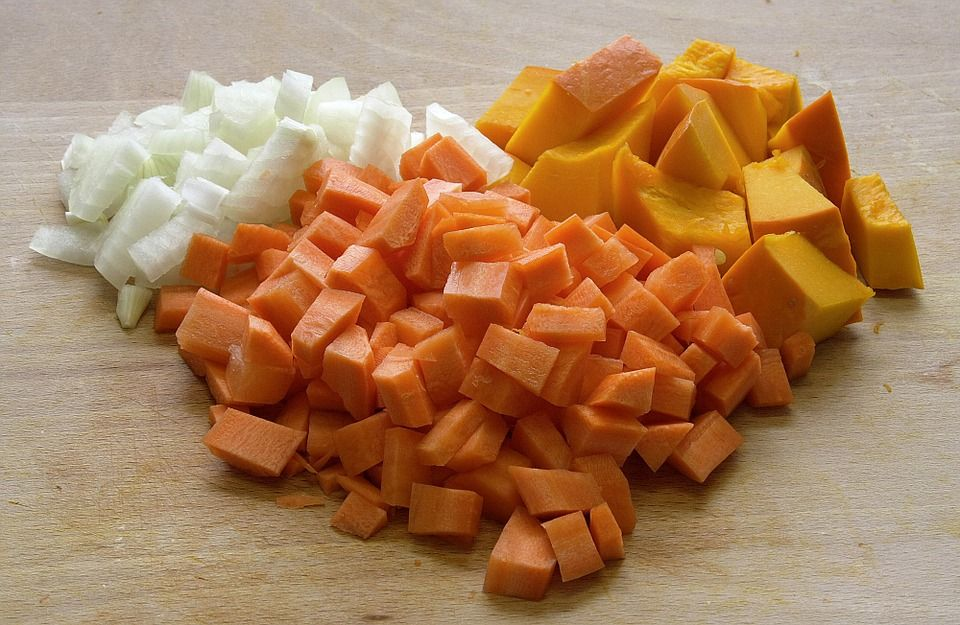 zucca carote