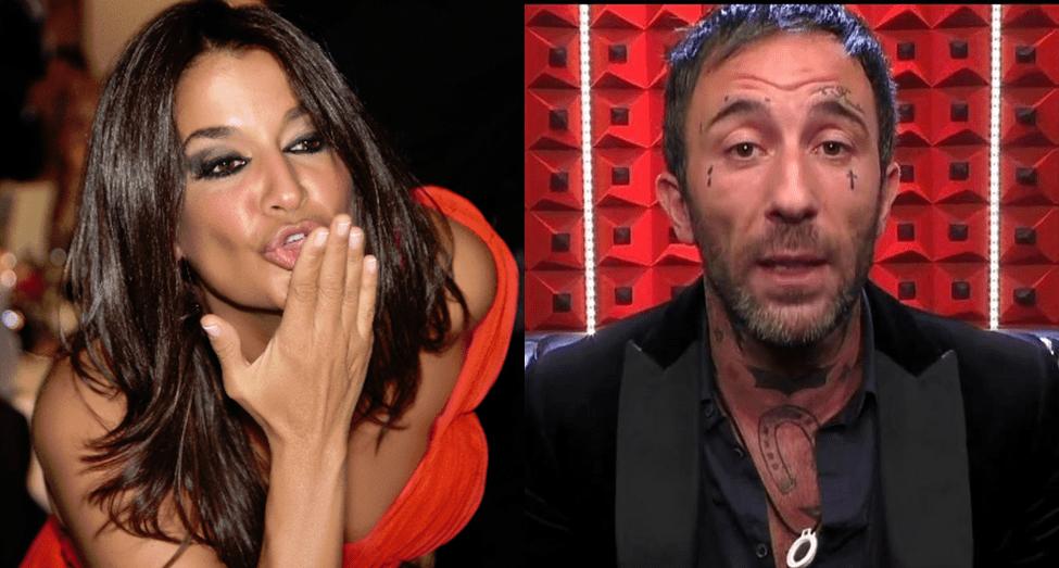 Aida Nizar contro Simone Coccia al GF15
