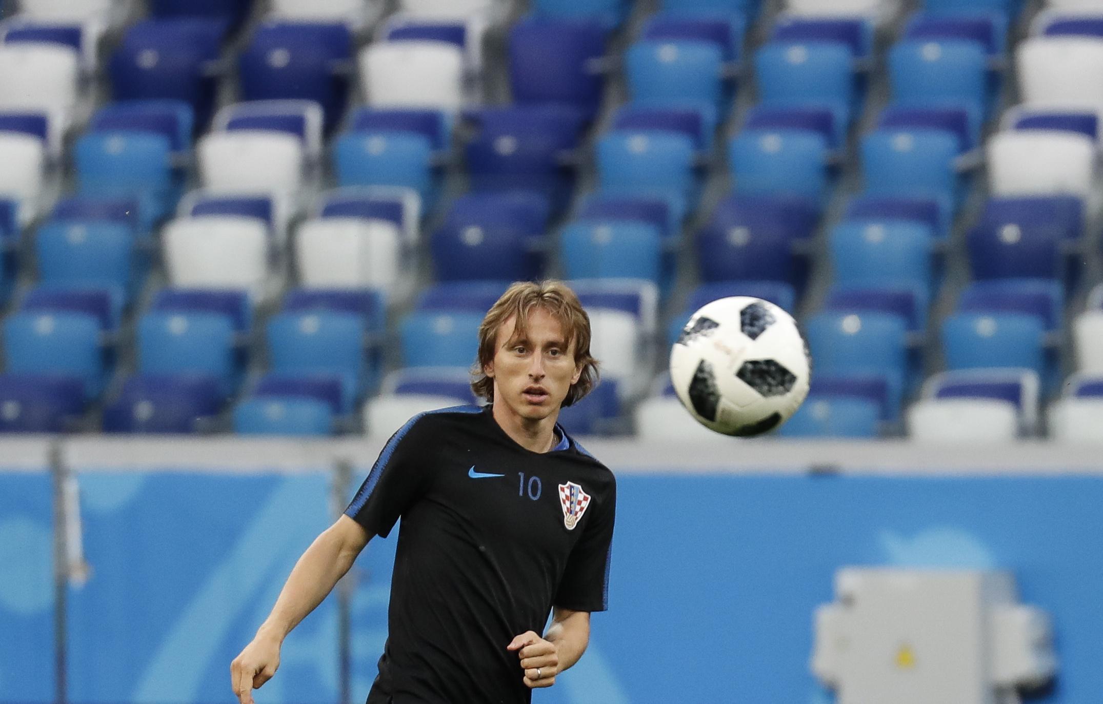 Croatia training