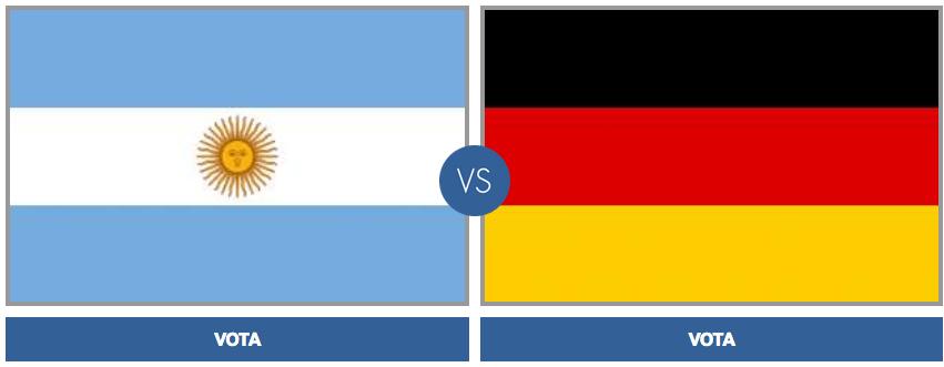Chi vincerà il Mondiale di calcio 2018? Vota la tua preferita