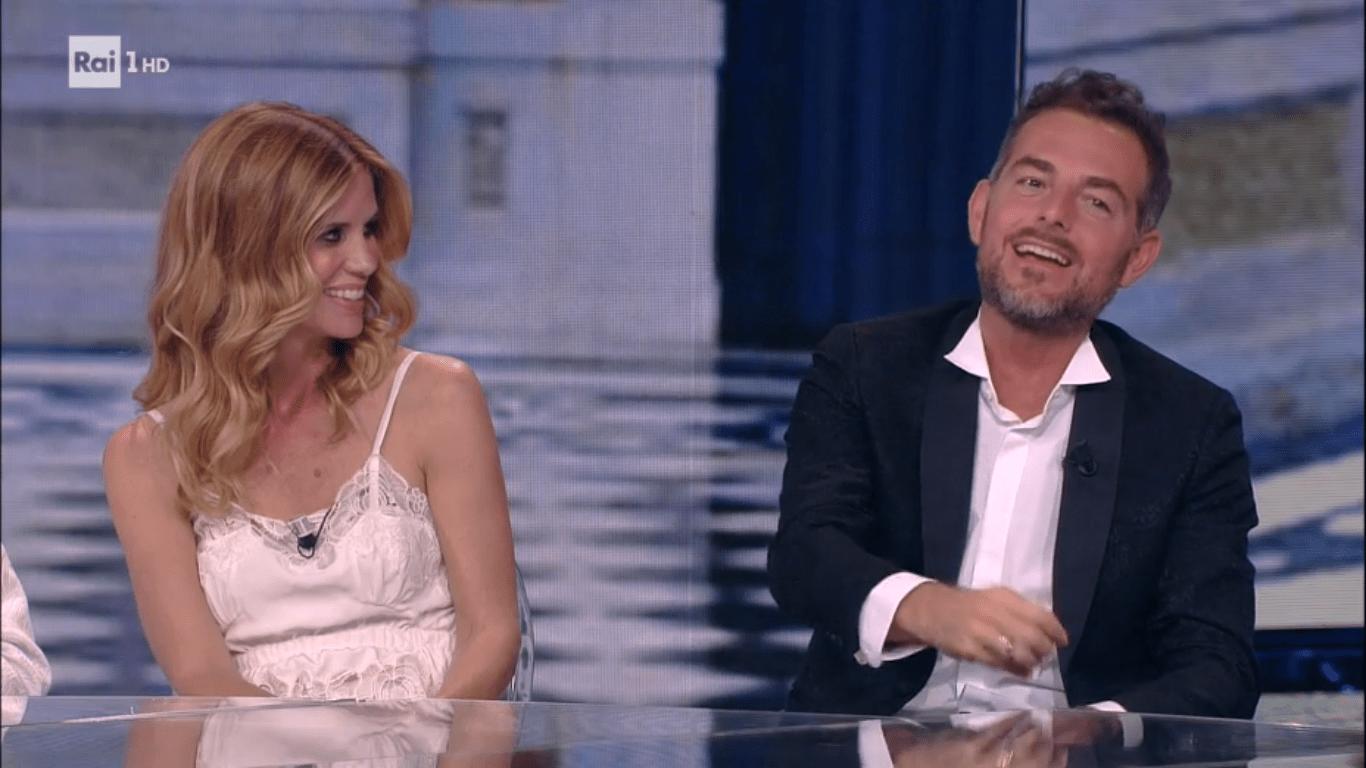 Daniele Bossari a Che tempo che fa: 'Il matrimonio con Filippa è stato magico non solo in senso romantico'