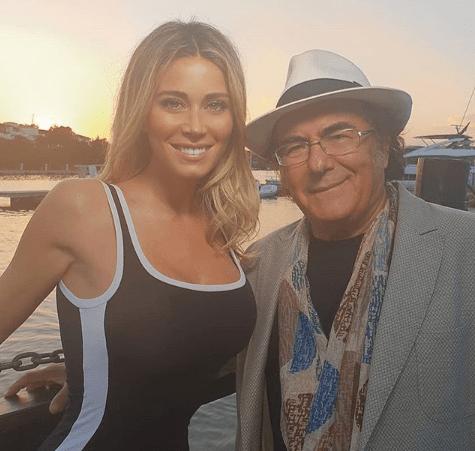 Diletta Leotta e Al Bano insieme: la foto a Porto Cervo fa impazzire i fan