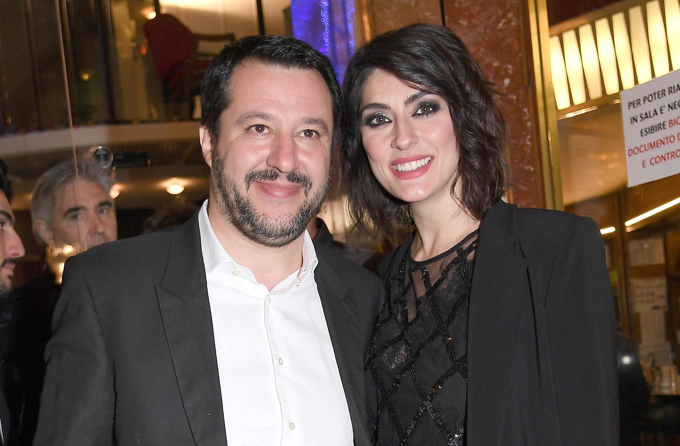 Elisa Isoardi e Matteo Salvini vanno a convivere