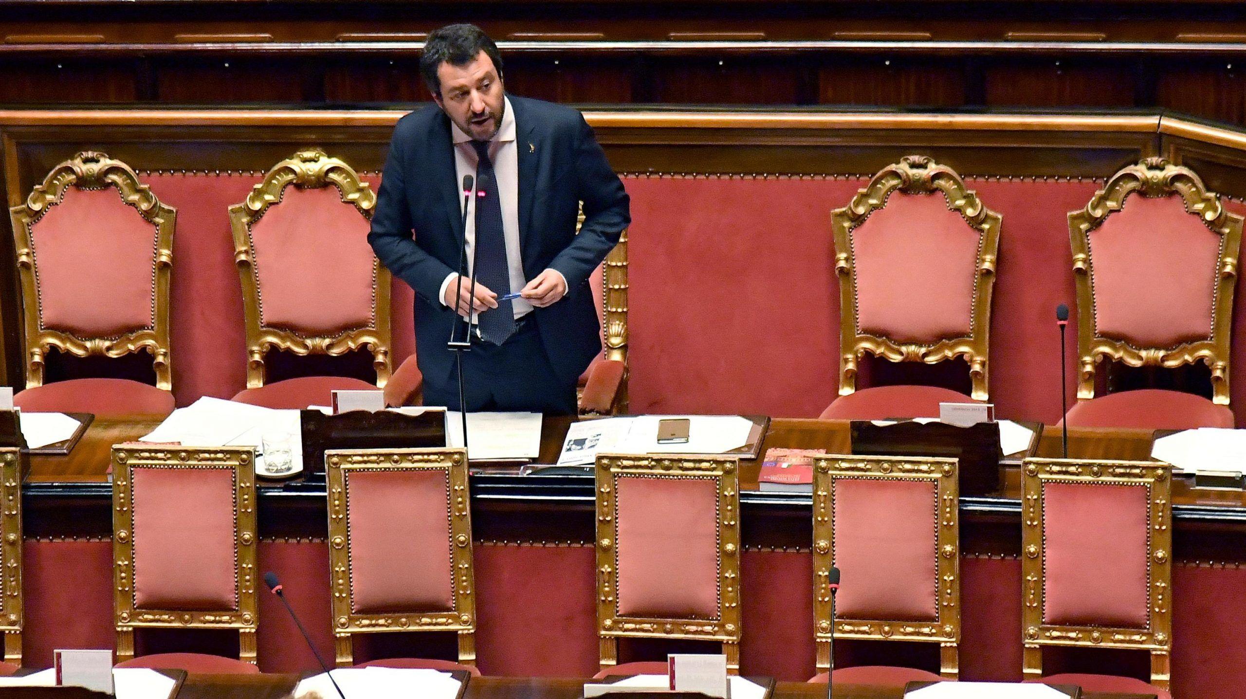 Fact checking, Salvini gli immigrati, la sicurezza e l'Euro