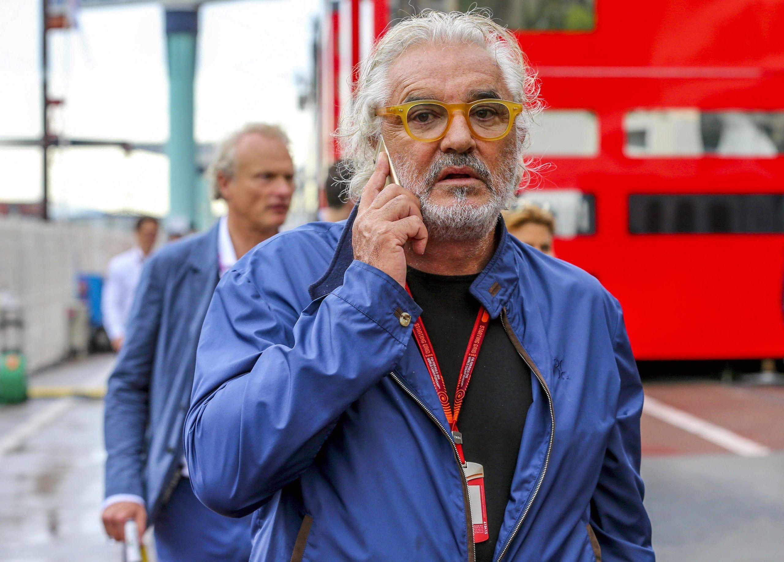 Flavio Briatore: 'La separazione da Elisabetta Gregoraci? Nessun problema'