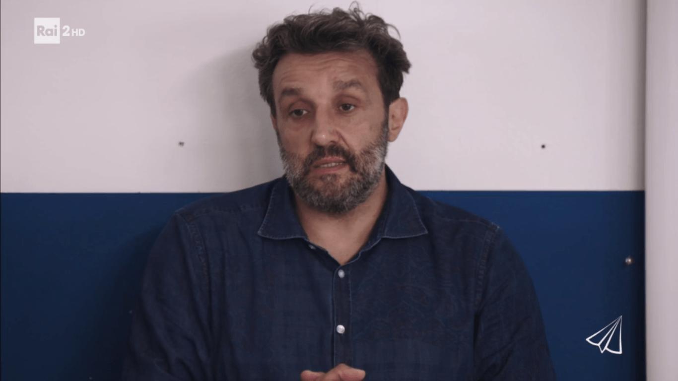 Flavio Insinna ricorda Fabrizio Frizzi: 'Mi ha cambiato la carriera'