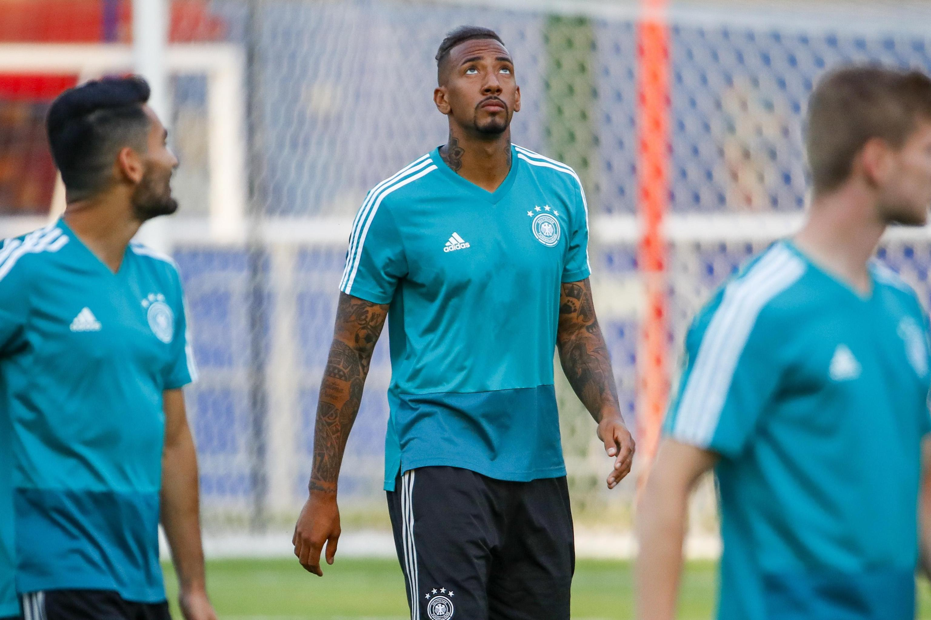 Germany training