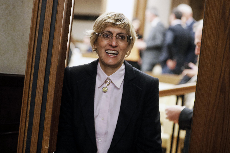 Giulia Bongiorno aggredita in centro a Roma