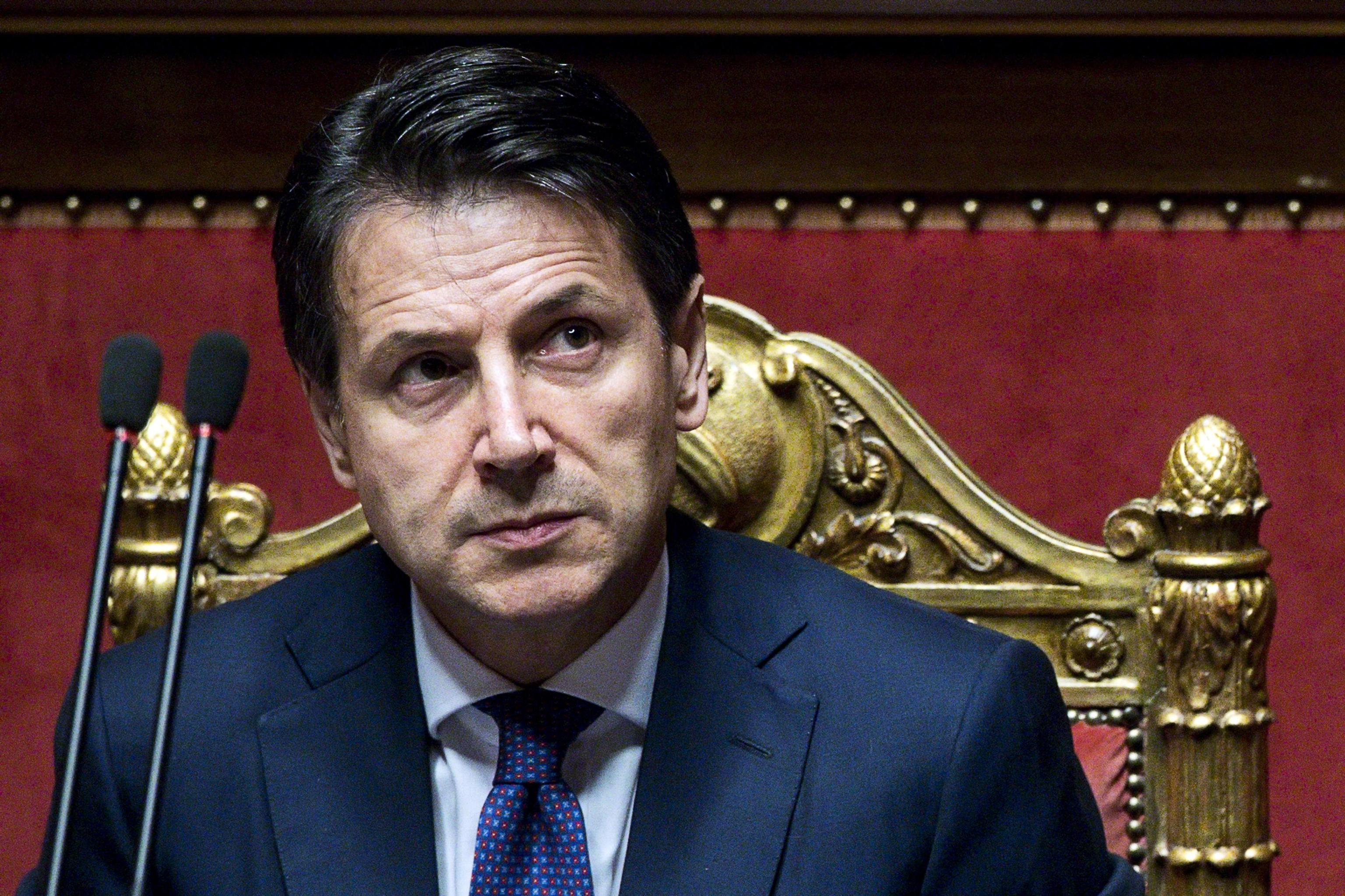 Giuseppe Conte fidanzato con Olivia Paladino?