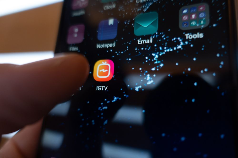 IGTV, la nuova TV di Instagram pronta a sfidare Youtube?