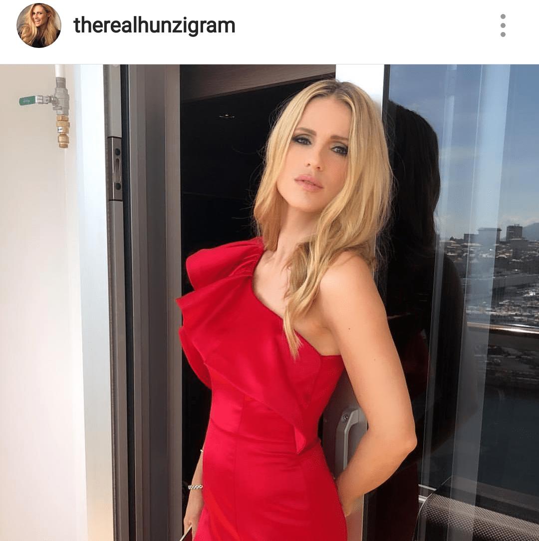 Michelle Hunziker incinta del quarto figlio?