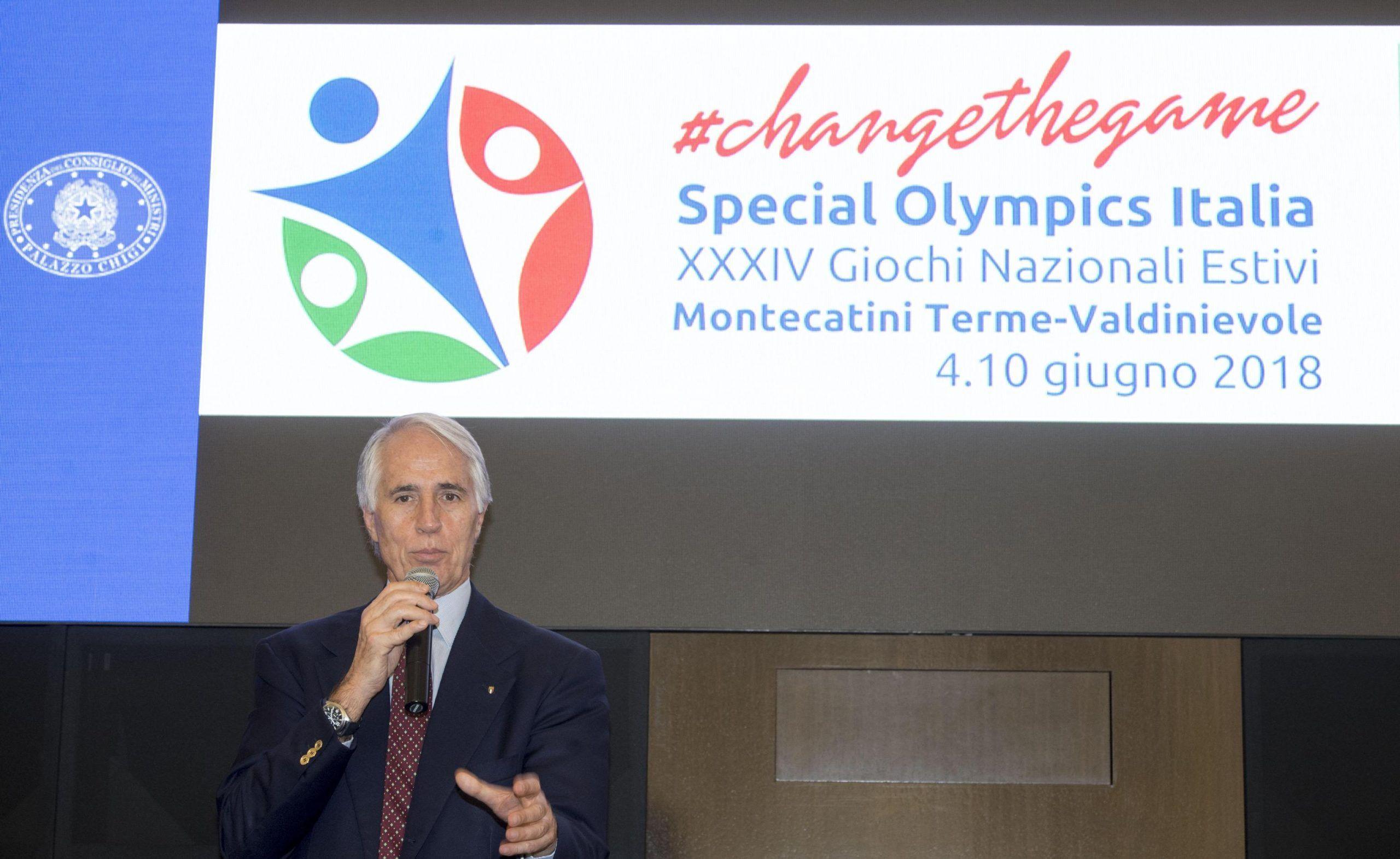 Sport 50 anni Special Olympics a Montecatini Giochi record
