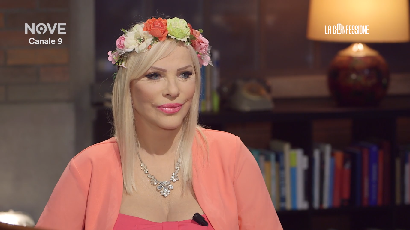 Ilona Staller a La Confessione: 'Ero una spia per gli 007 ungheresi. Ho temuto mi uccidessero'