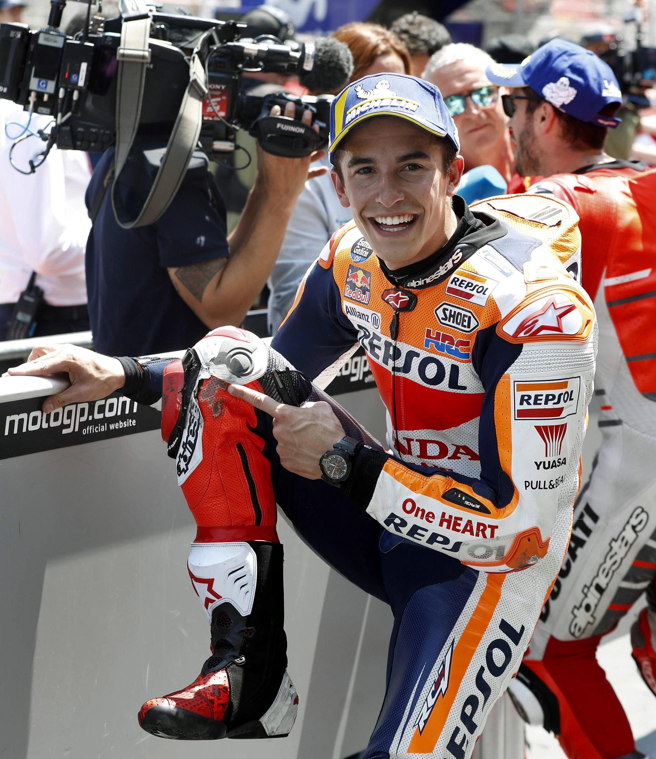 Quiz Marc Marquez: quanto sei esperto del pilota spagnolo?
