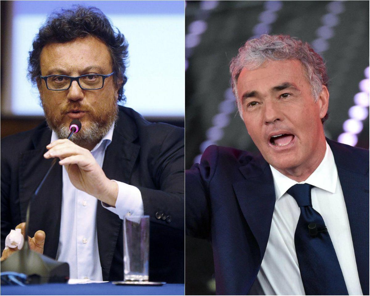 Mario Orfeo contro Giletti: 'Nessun pentimento, esprimo solidarietà a Selvaggia Lucarelli'
