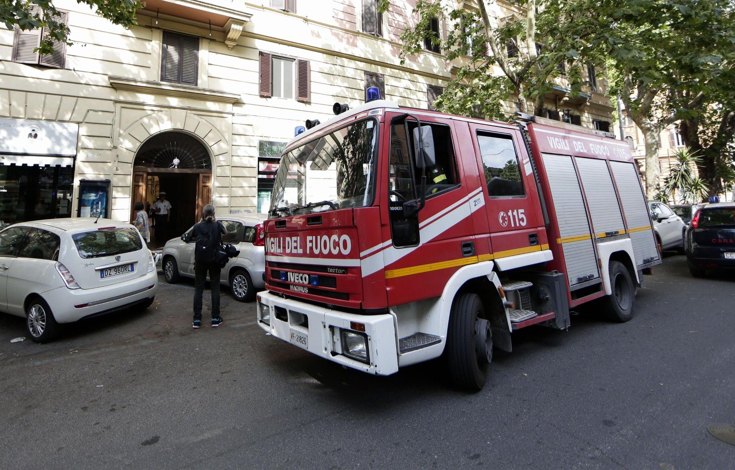 Messina, incendio in un appartamento morti due bambini