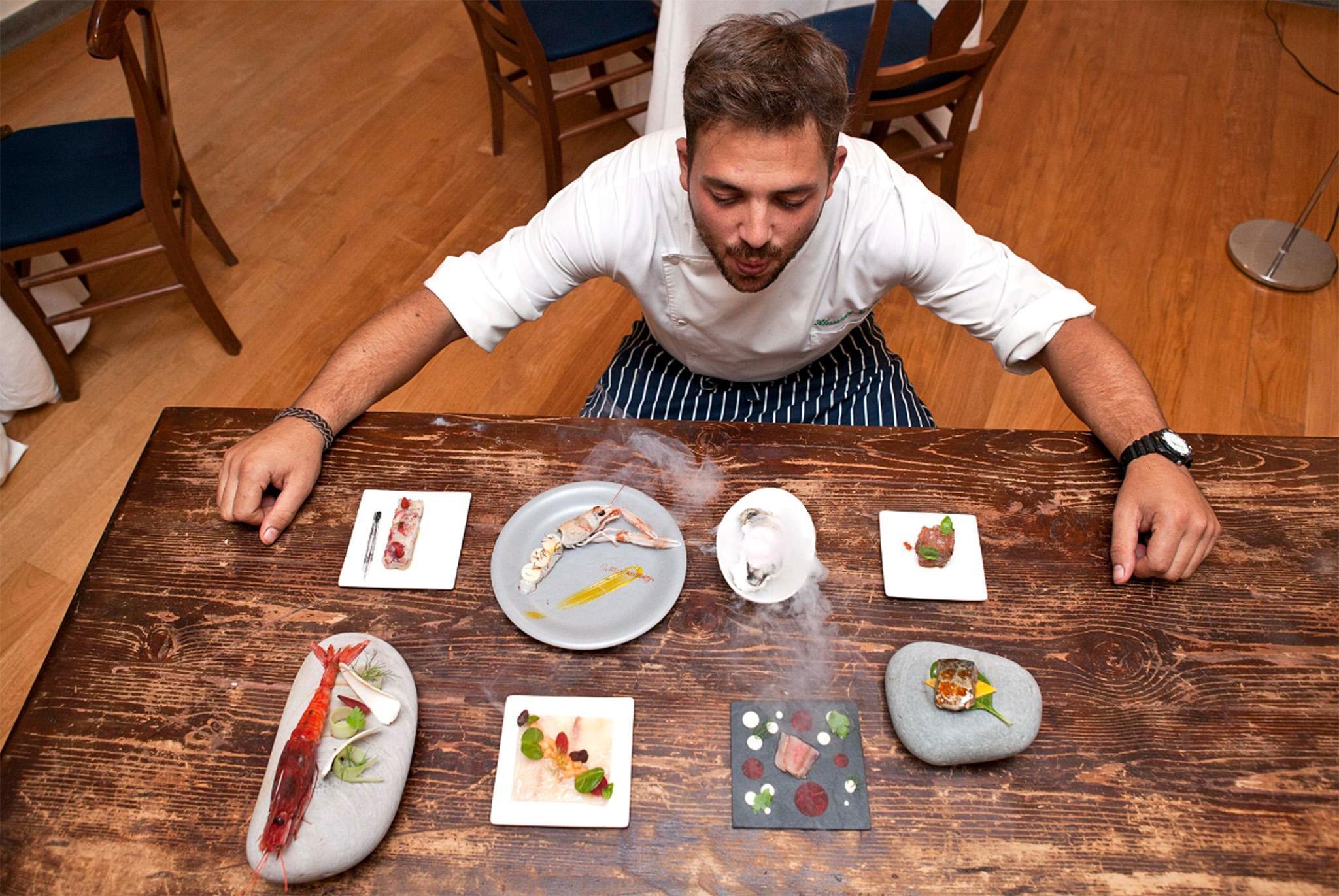Morto lo chef Alessandro Narducci in un incidente stradale