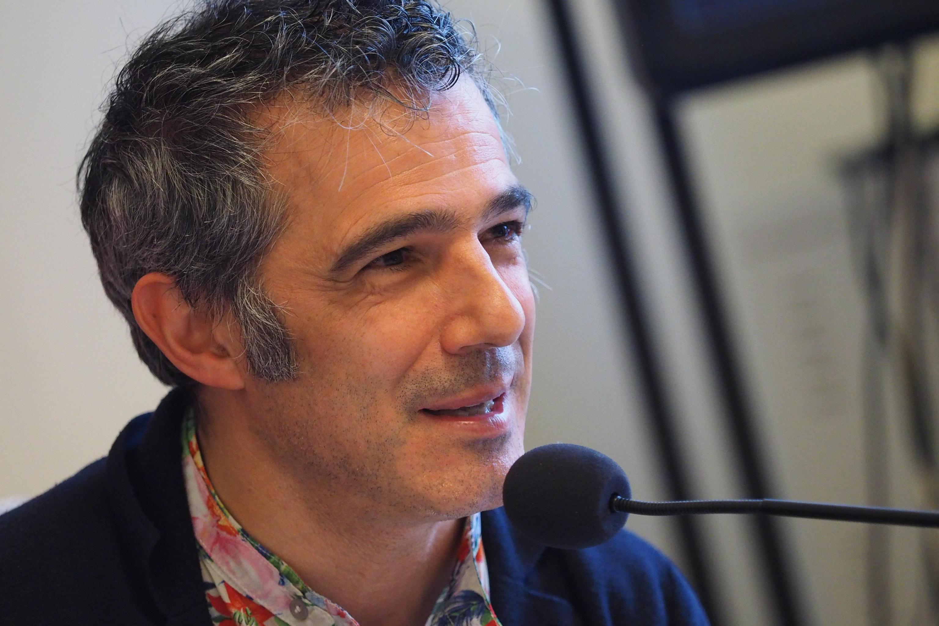 Paolo Fresu inaugura l'Energia Tour di Enel ad Arezzo