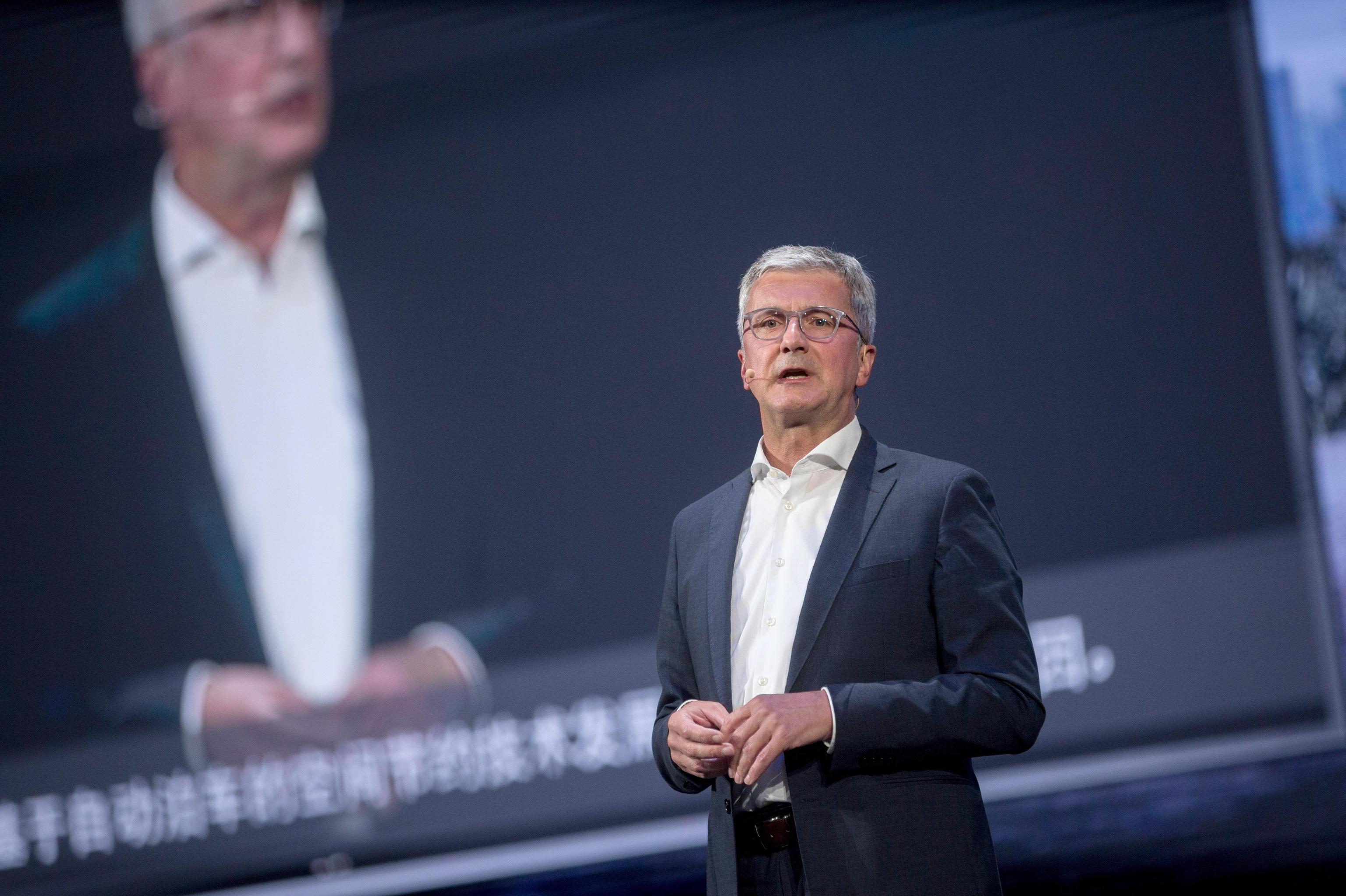 Dieselgate Audi: arrestato il ceo Rupert Stadler
