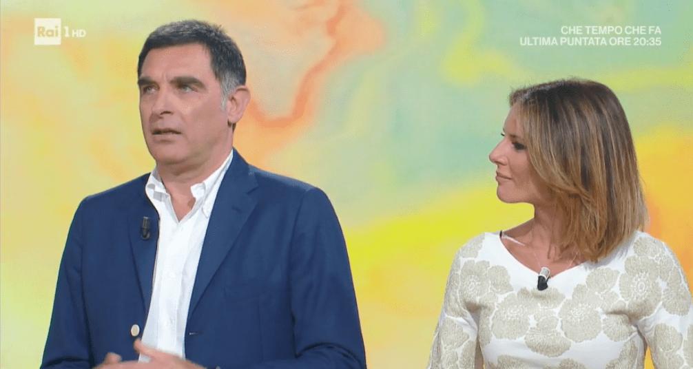 Tiberio Timperi lascia Uno Mattina in Famiglia: 'Dedico questi anni a mio padre Flavio'