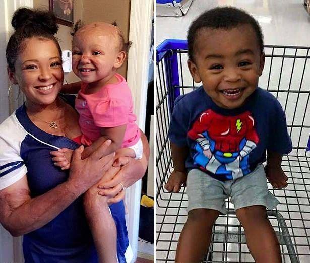 A due anni salva mamma e sorellina dall'incendio della casa ma muore nel rogo