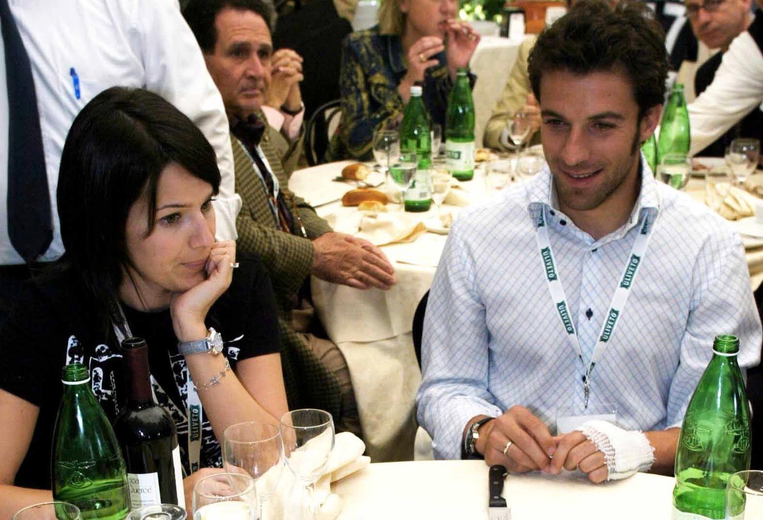 Alessandro Del Piero e Sonia Amoruso si sono lasciati: matrimonio finito dopo 19 anni