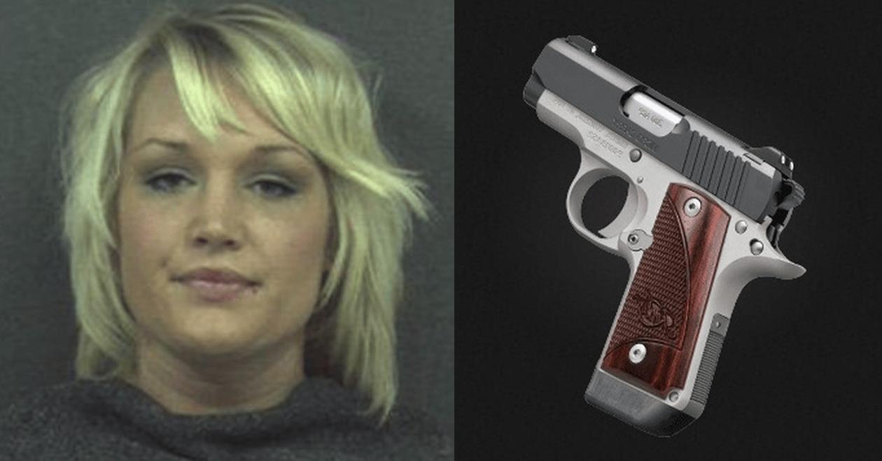 Girava con una pistola nella vagina: 27enne arrestata