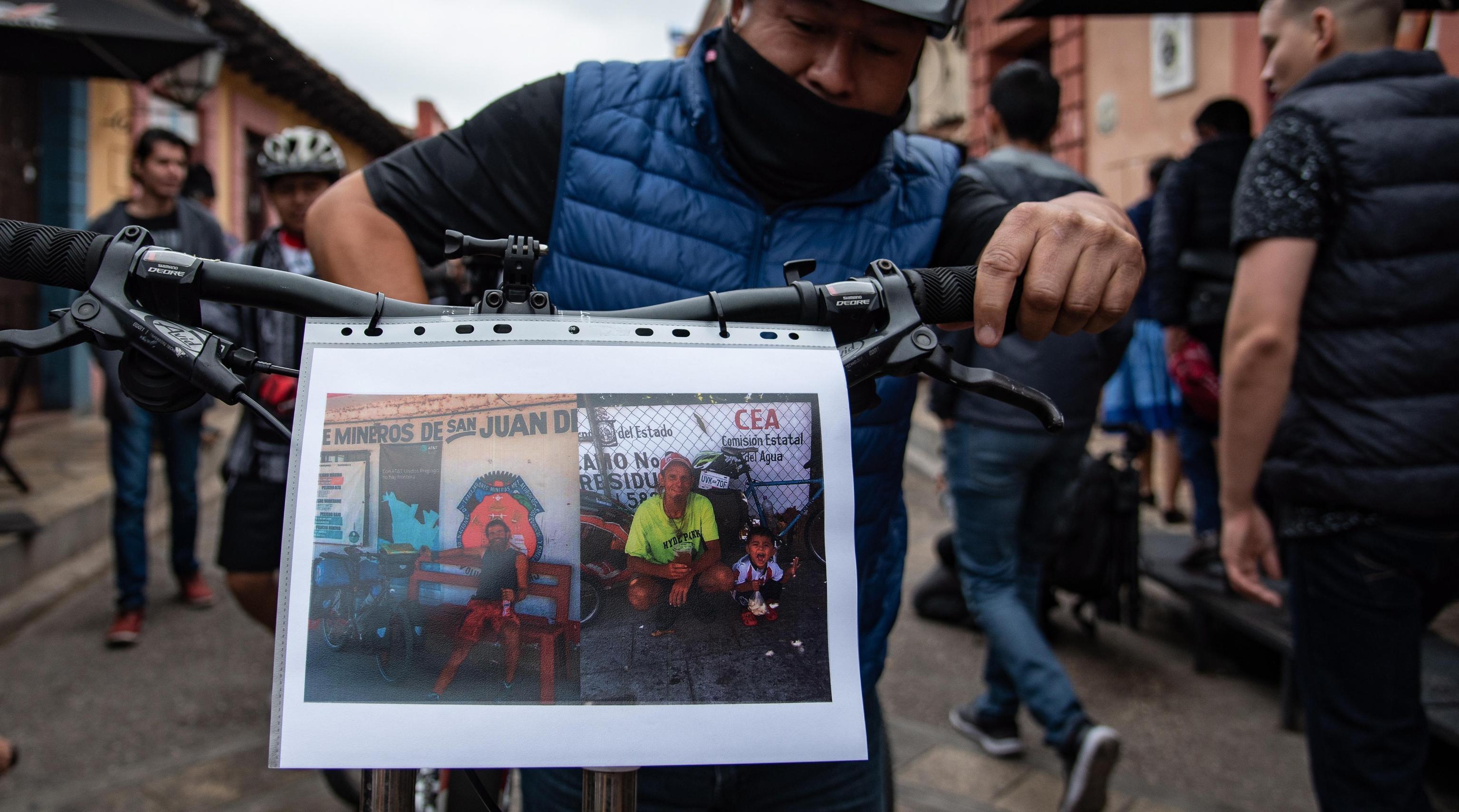 Ciclisti uccisi in messico