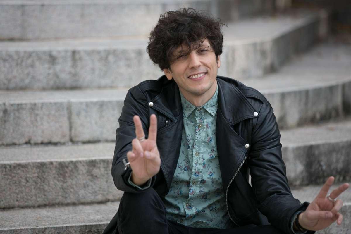 Ermal Meta: 'Ho realizzato il sogno di ogni musicista e vorrei scrivere un libro'