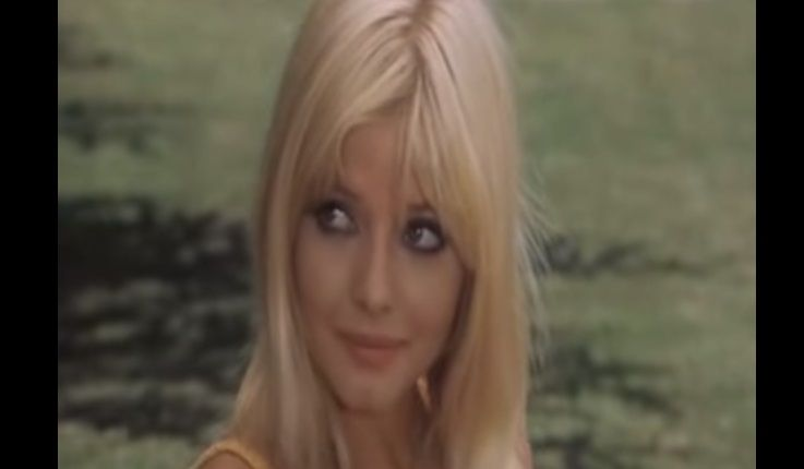 La suocera del premier Conte è Ewa Aulin, bomba sexy Anni '70
