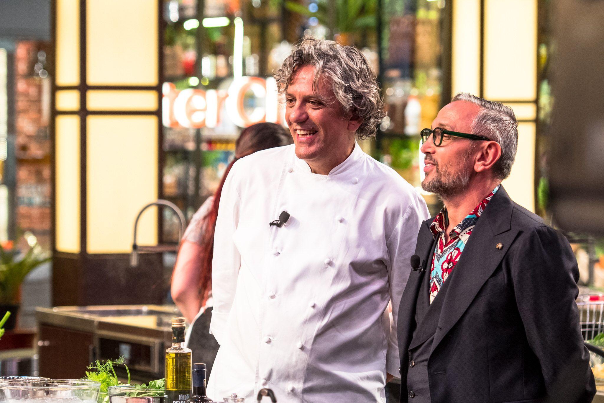 MasterChef 8: il nuovo giudice è lo chef stellato Giorgio Locatelli