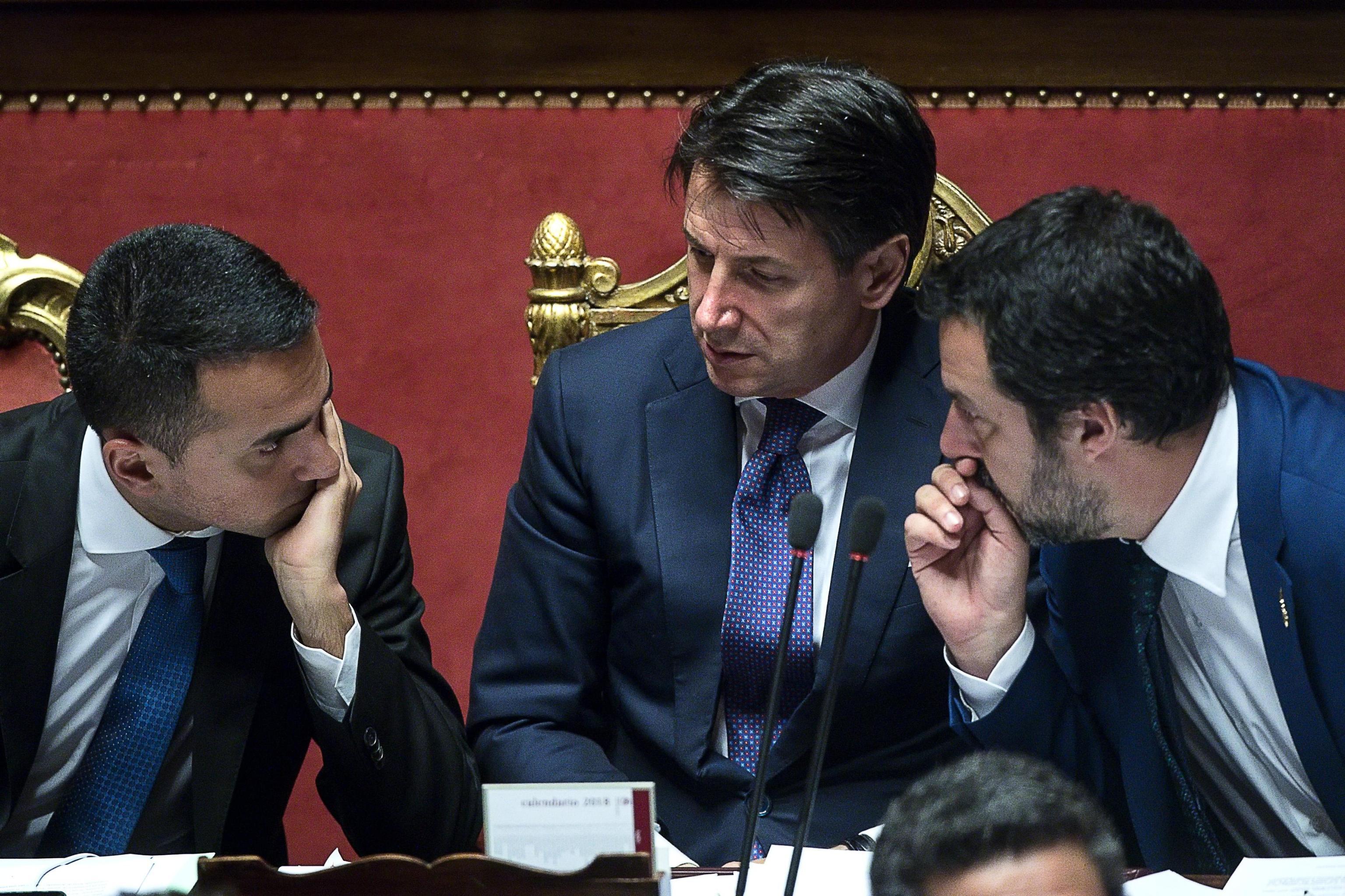 Manovra, Salvini zittisce Di Maio: Il Decreto fiscale non si tocca