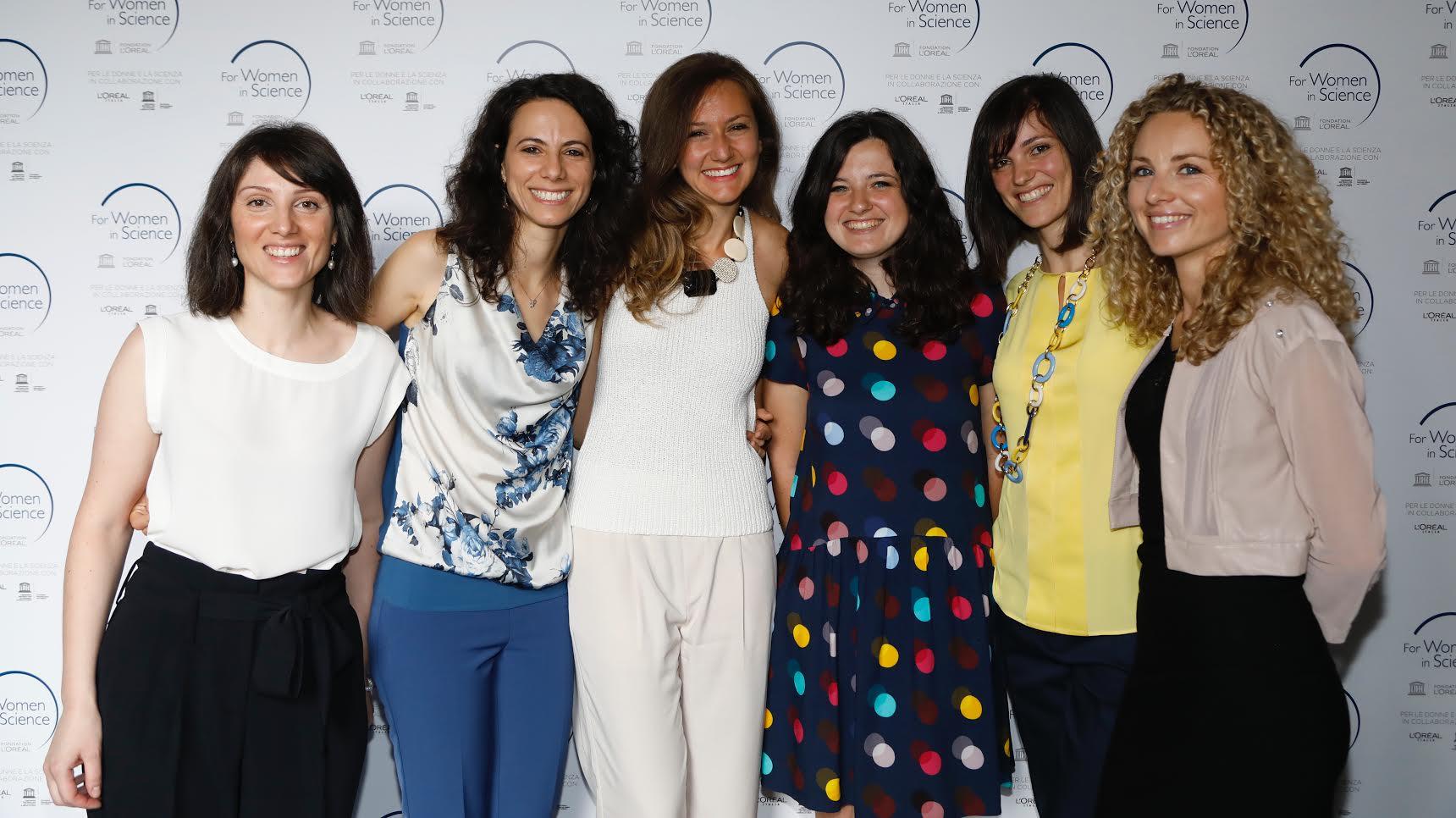 Premio L'Oréal-Unesco 'Per le donne e la scienza': ecco le sei italiane vincitrici
