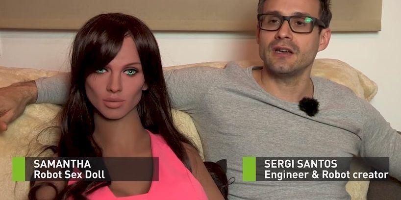Arrivano le sex doll che rifiutano gli approcci troppo volgari