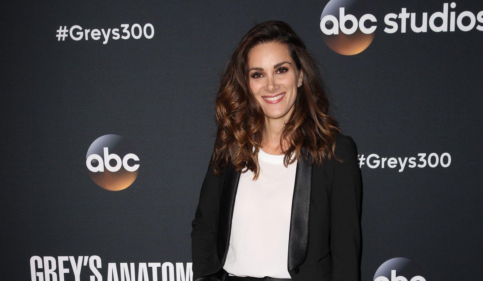 Grey's Anatomy, Stefania Spampinato a NanoPress: 'La mia Carina De Luca dà forza alle donne', intervista