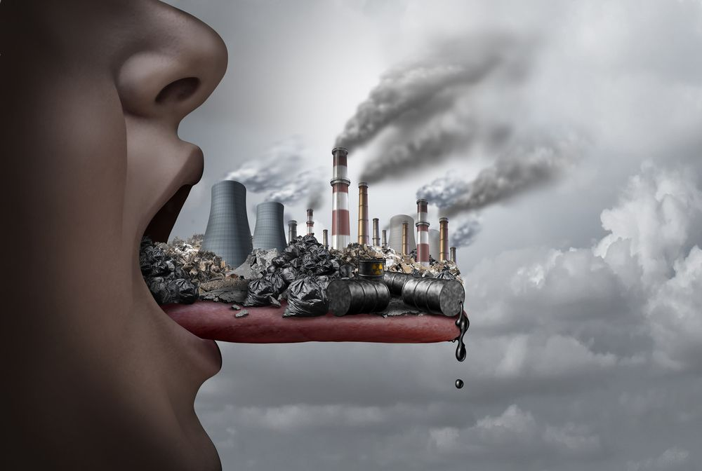 tumori in aumento causa inquinamento
