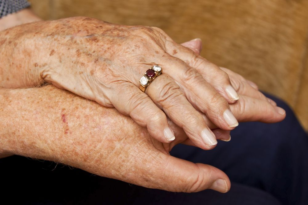 vecchi innamorati