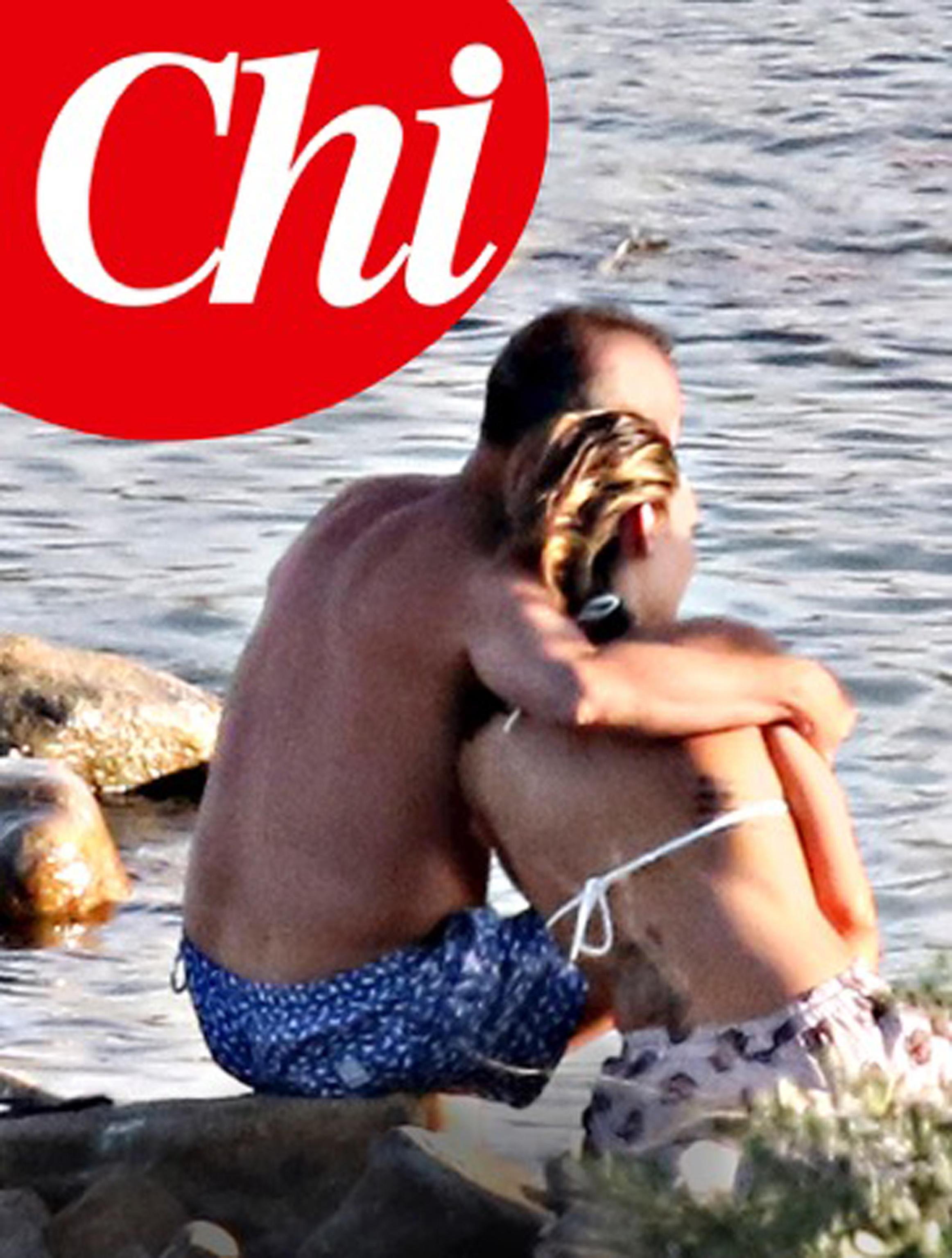 Chi: Gigi D'Alesssio e Anna Tatangelo