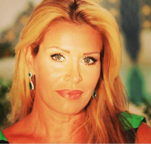 Claudia Montanarini accusata di truffa dall'ex marito