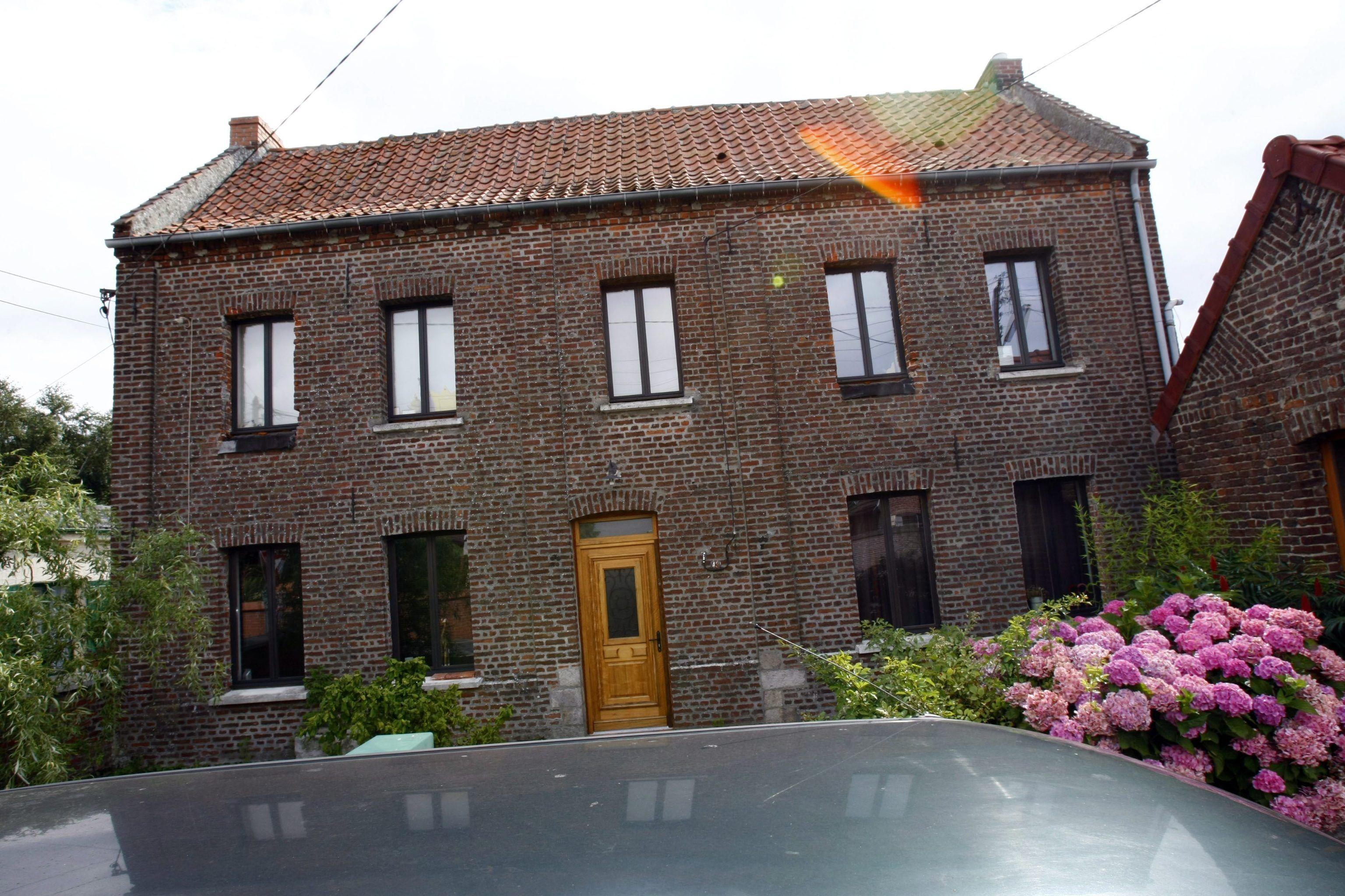 Casa di Dominique Cottrez