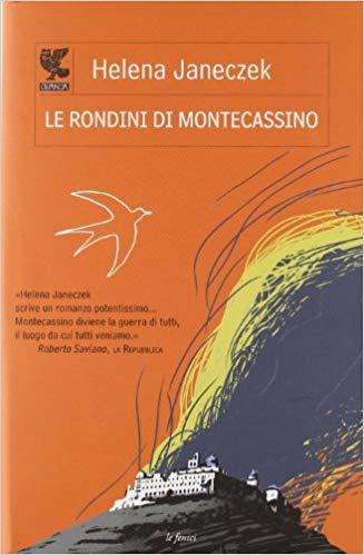 Helena Janeczek libri le rondini di montecassino
