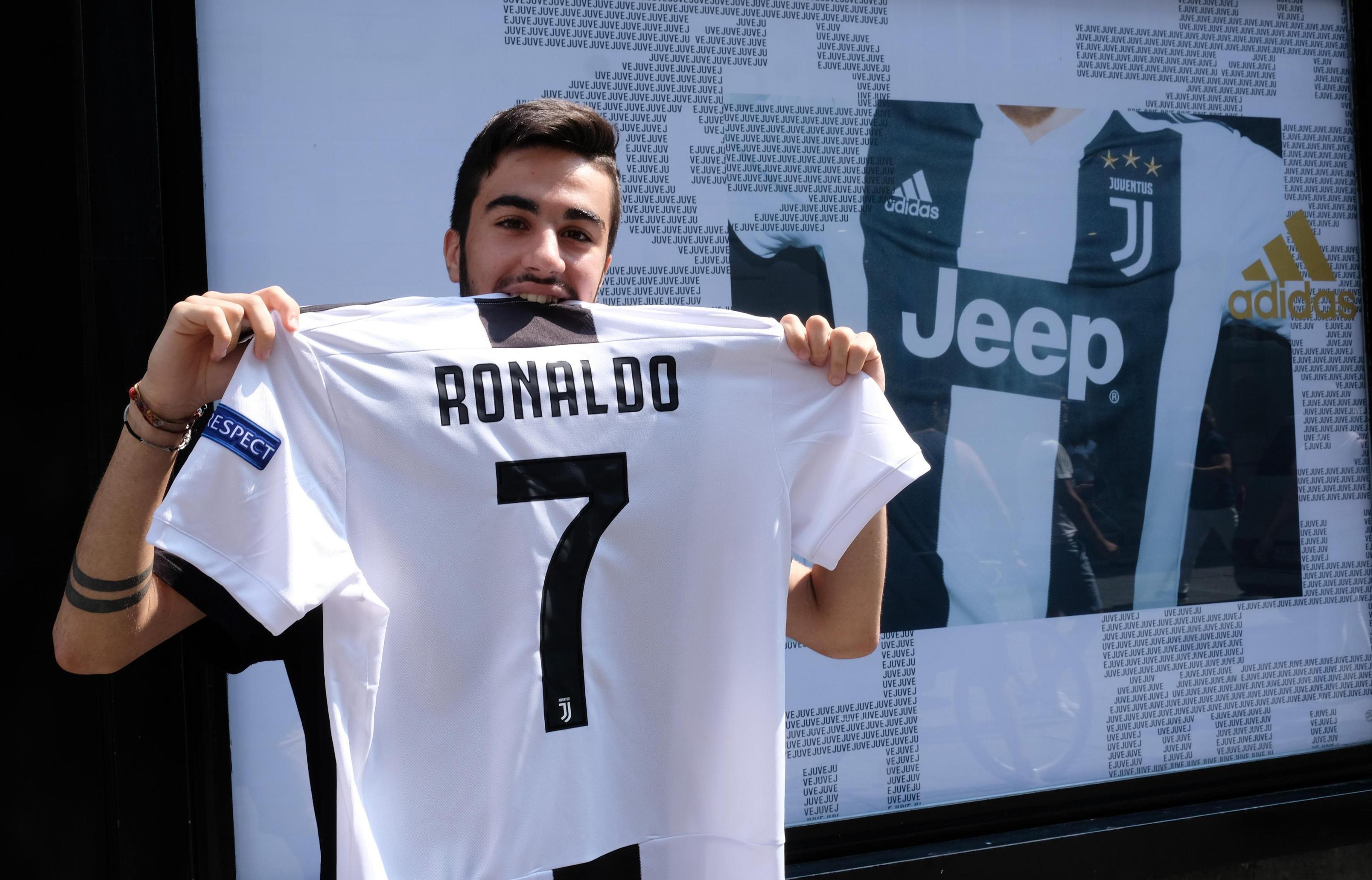 Ronaldo Juventus Fc