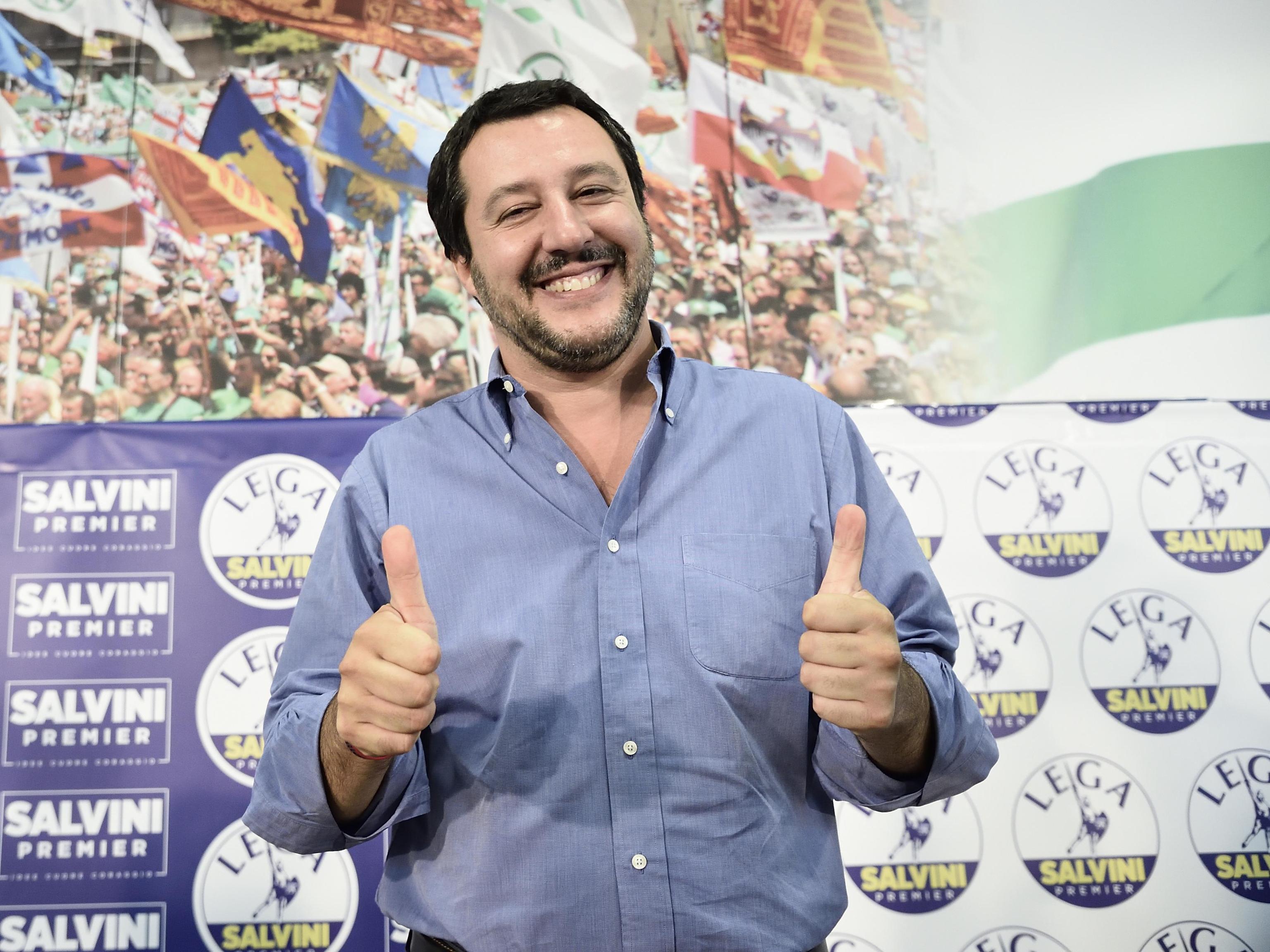 Quanto sei Salvini? [TEST]